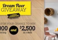 Diy Network Dream Floor Giveaway