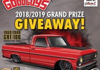 Goodguys Grand Prize Giveaway