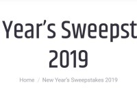 Iconn Group New Year Sweepstakes