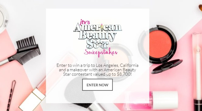 JTV American Beauty Star Sweepstakes