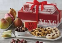 Kudosz Harry And David Valentines Tower Of Treats Gift Basket Sweepstakes