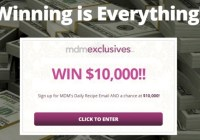 MDM Exclusives My Daily Moment 2019 Sweepstakes