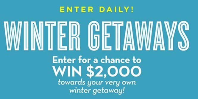 Midwest Living Winter Getaways Sweepstakes