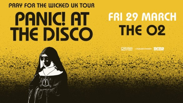 Panic At The Disco In London SiriusXM Sweepstakes