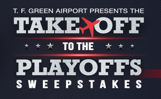 Patriots Takeoff To The Playoffs Sweepstakes