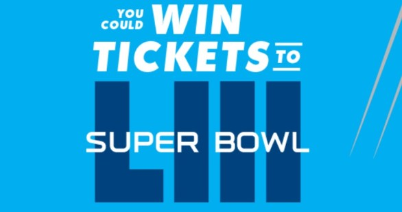 Pepsi Super Bowl LIII Instant Win Game