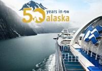 Princess Cruise 50 Years Sailing North To Alaska Sweepstakes