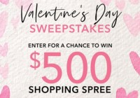 Ross Simons Valentines Day Sweepstakes