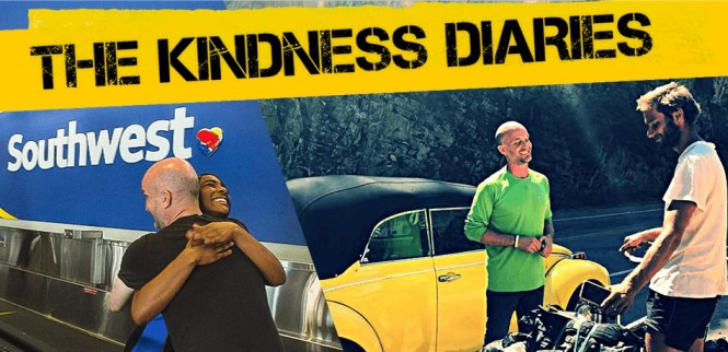 Southwest The Kindness Diaries Sharing Kindness Sweepstakes