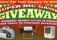 Tailgater Magazine Super Big Game Giveaway