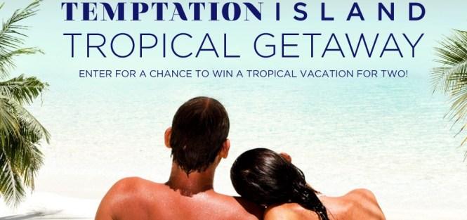 USA Network Temptation Island Tropical Getaway Sweepstakes