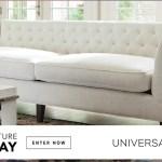 Universal Furniture $5000 Furniture Giveaway