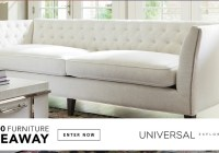 Universal Furniture $5000 Furniture Giveaway