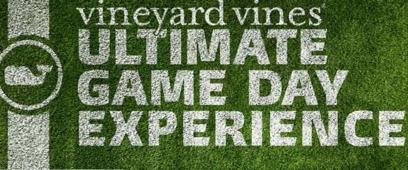 Vineyard Vines Ultimate Gameday Experience Sweepstakes