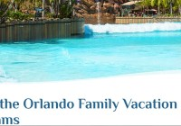 Visit Orlando Escape To Orlando Sweepstakes