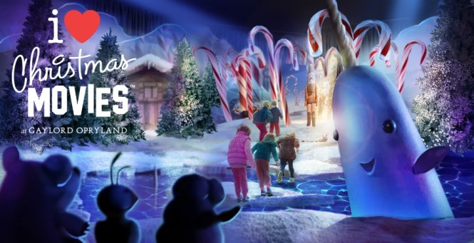 WAAY-TV News Gaylord Opryland I Love Christmas Movies Giveaway