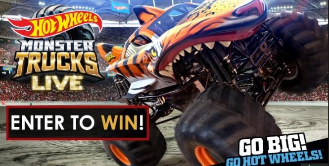 WKYC Hot Wheels Monster Trucks Live Sweepstakes