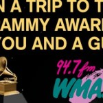 Western Mass News Grammy Sweepstakes