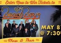Who TV Iowa State Center Beach Boys Sweepstakes