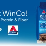 WinCo Foods Atkins Plus Protein Sweepstakes