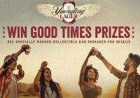 Yuengling 190th Anniversary Sweepstakes