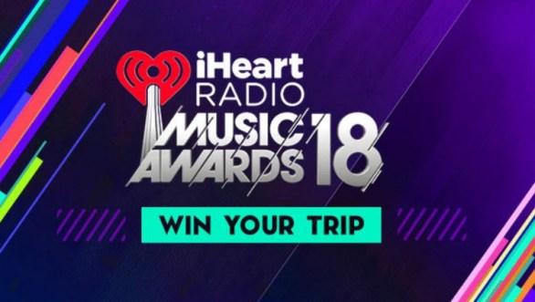 iHeartRadio Music Awards Voting Sweepstakes