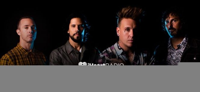 iHeartRadio See Papa Roach Live Sweepstakes