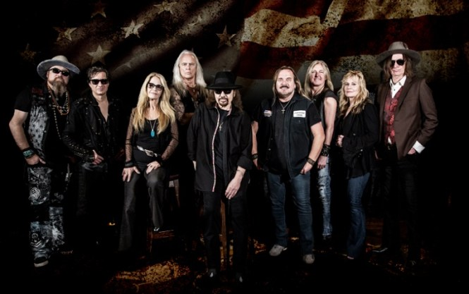 100.7 The Wolf Lynyrd Skynyrd Tickets Contest