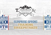 ABC 15 Surprise Spring Training Sweepstakes