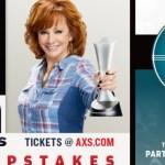Bobby Bones Show 54th ACM Awards Flyaway Sweepstakes