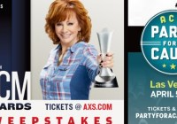 Bobby Bones Show 54th ACM Awards Flyaway Sweepstakes