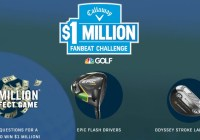 Callaway $1 Million Fanbeat Challenge
