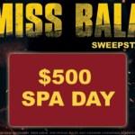 Cinemark Miss Bala Sweepstakes