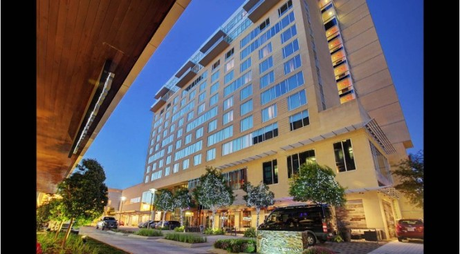 Click 2 Houston Hotel Sorella Stay Giveaway