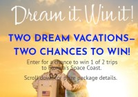 Delta Sky Dream It, Win It Floridas Space Coast Giveaway