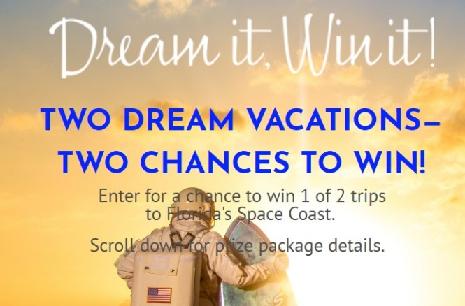 Delta Sky Dream It, Win It Floridas Space Coast Giveaway