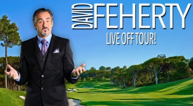 Feherty Live Off Tour Ticket Giveaway