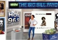 Hot 96.9 Beasley Media Groups Winter 2019 Nationwide Contest