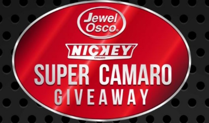 Jewel-Osco NicKey Super Car Giveaway