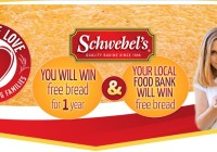 Schwebels Share The Love Sweepstakes