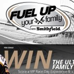 Smithfield Fuel Up Your Family Promotion