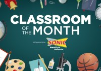Sonic Drive-In News 4 Jax Classroom Of The Month Contest