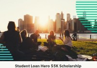 Student Loan Hero $5K Scholarship Contest