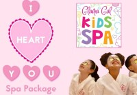 Toronto 4 Kids Glama Gal I Heart You Contest