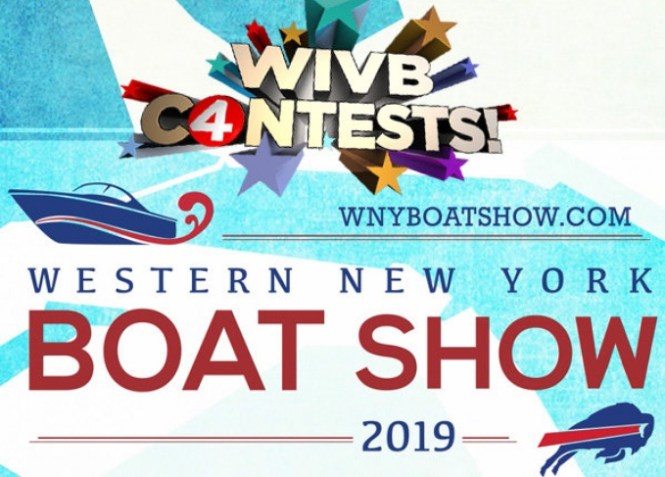 WIVB WNY Boat Show Ticket Giveaway