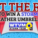 WTVM Energy Savers Weather Umbrella Giveaway