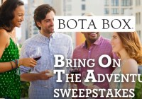 Bota Box Bring On The Adventure Sweepstakes