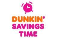 Dunkin Savings Time Instant Win Game Sweepstakes