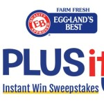 Egglands Best Plus It Up Instant Win Sweepstakes