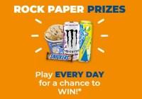 Macs Rock Paper Prizes Contest